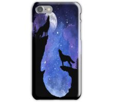 Nigth Wolves iPhone Case/Skin