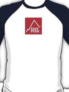 East Peak Apparel - Red Square Large Logo T-Shirt
