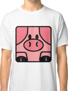 Oink the Pig Classic T-Shirt