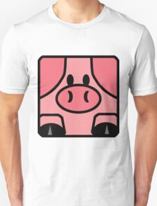 Oink the Pig Unisex T-Shirt