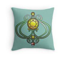 Sparkle Bulbasaur - Sparkle Like A Master Throw Pillow