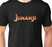 Jumanji | Board Game | Coloful | Fan Art Design Unisex T-Shirt
