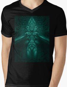 Gynomorphic Mens V-Neck T-Shirt