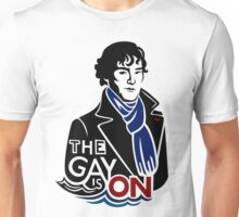The Gay Is On Unisex T-Shirt