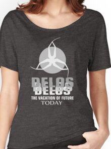delos - westworld Women's Relaxed Fit T-Shirt