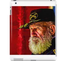 Civil War Soldier iPad Case/Skin