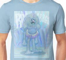 Yeti - COLOURED Unisex T-Shirt