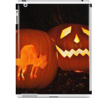 Halloween Pumpkins iPad Case/Skin