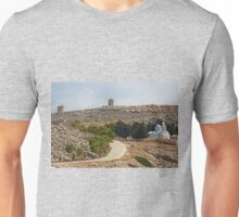 The road from Pondamos Unisex T-Shirt