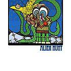 Alien Hunt by MuscularTeeth