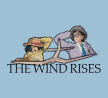 The wind rises - mash by noisemaker