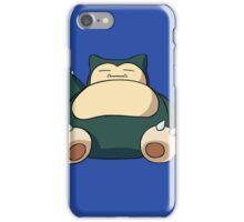 Adopt a Snorlax iPhone Case/Skin