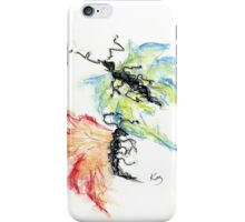 Kazart Butterfly Ants iPhone case iPhone Case/Skin