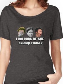 Twitch Family Women's Relaxed Fit T-Shirt