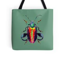 Frog Legged Beetle transparent  Tote Bag