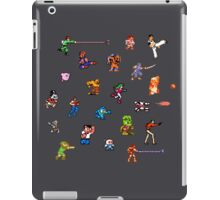 Champions of the NES! iPad Case/Skin