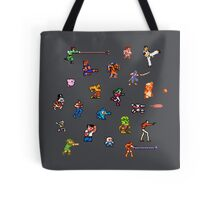 Champions of the NES! Tote Bag