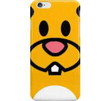 Cheeks the Hamster iPhone Case/Skin
