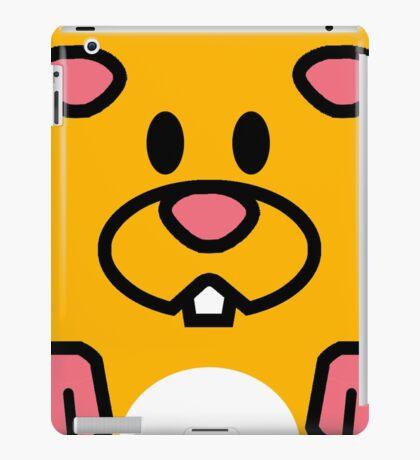 Cheeks the Hamster iPad Case/Skin