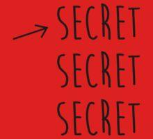 Secret One Piece - Long Sleeve