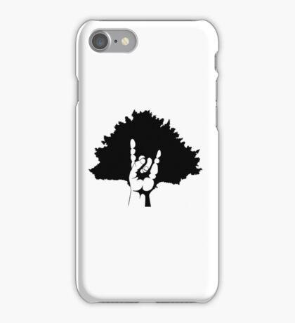 Home Trees Unite iPhone Case/Skin