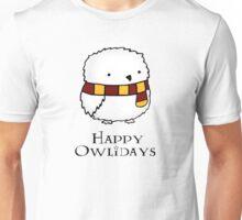 Happy Owlidays Unisex T-Shirt