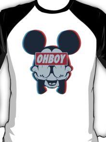 Stereoscopic ohboy T-Shirt