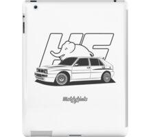 Lancia Delta HF Integrale Evo 2 iPad Case/Skin