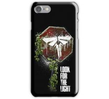 Look For The Light iPhone Case/Skin