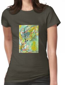 sorting it out 310 Womens Fitted T-Shirt
