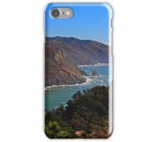 Overlooking Marin Headlands iPhone Case/Skin