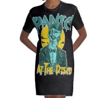 Panic At The Disco, Panic!, PATD Graphic T-Shirt Dress