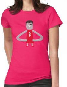 Yao Ming Womens Fitted T-Shirt