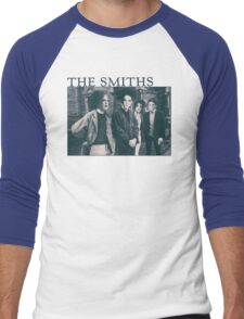 The Smiths / The Cure - Pop Culture Mismatch Men's Baseball ¾ T-Shirt