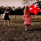 balloons by michelle robertson