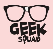Geek Squad One Piece - Long Sleeve