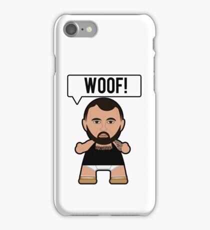 Bear - Woof! iPhone Case/Skin