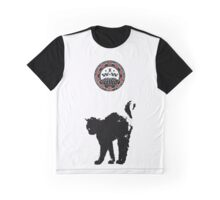 Workers of the World Sabo Cat Graphic T-Shirt
