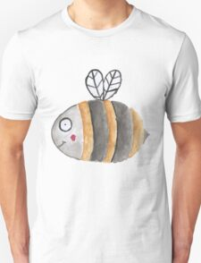 Bee Congratulations Greetings Card  Unisex T-Shirt