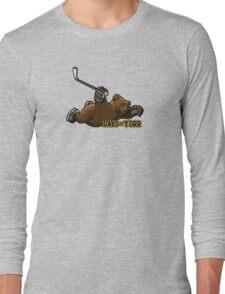 Days of Y'Orr Flying Bear Logo Long Sleeve T-Shirt
