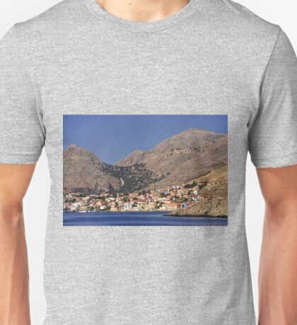 First view of Halki Unisex T-Shirt