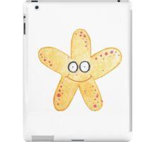 Starfish Congratulations/Greetings Card iPad Case/Skin
