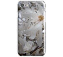 White Magnolias  iPhone Case/Skin
