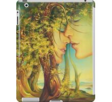 An Encounter at the Edge of the Forest iPad Case/Skin