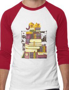 Sleeping On My Treasure Men's Baseball ¾ T-Shirt