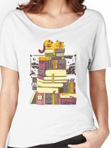 Sleeping On My Treasure Women's Relaxed Fit T-Shirt