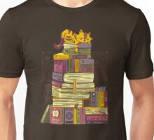 Sleeping On My Treasure Unisex T-Shirt