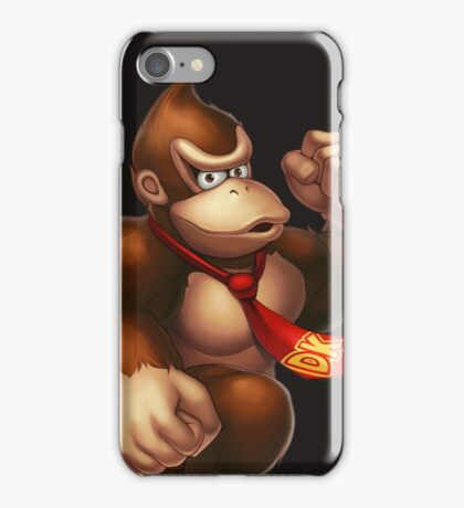 Donkey Kong iPhone Case/Skin