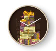 Sleeping On My Treasure Clock
