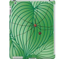Ladybug Meets Daddy Longlegs iPad Case/Skin